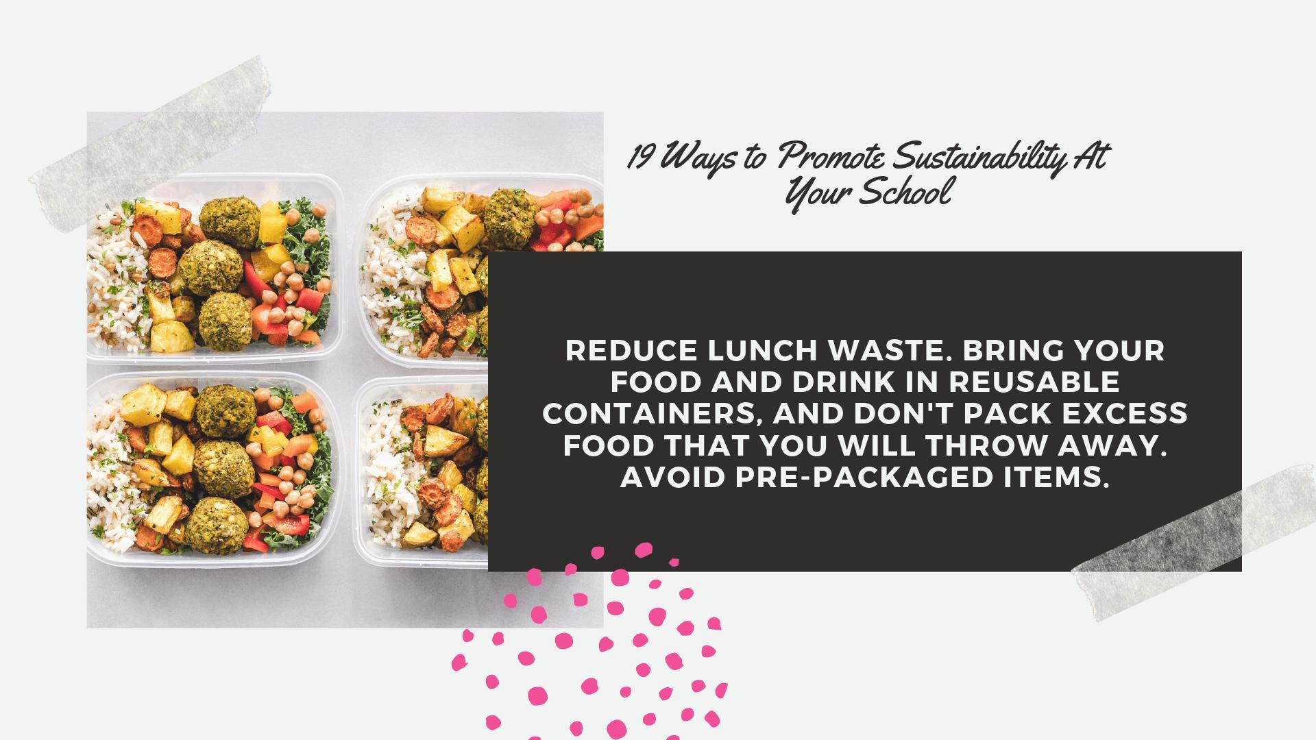 zero waste meals