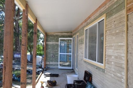 Recycled Weatherboards