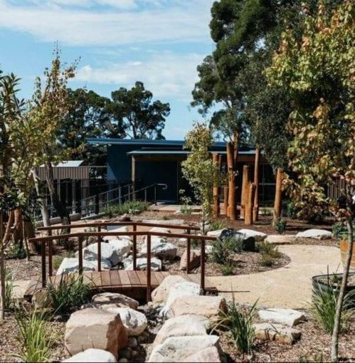 Sustainable Play preschool gardens